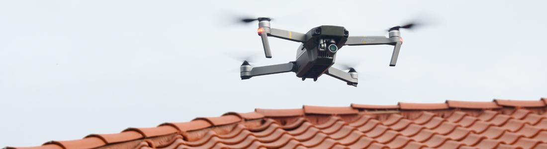 Drone - foto og video fra luften...